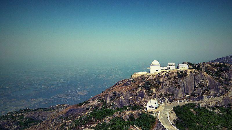 Honeymoon Point Mount Abu