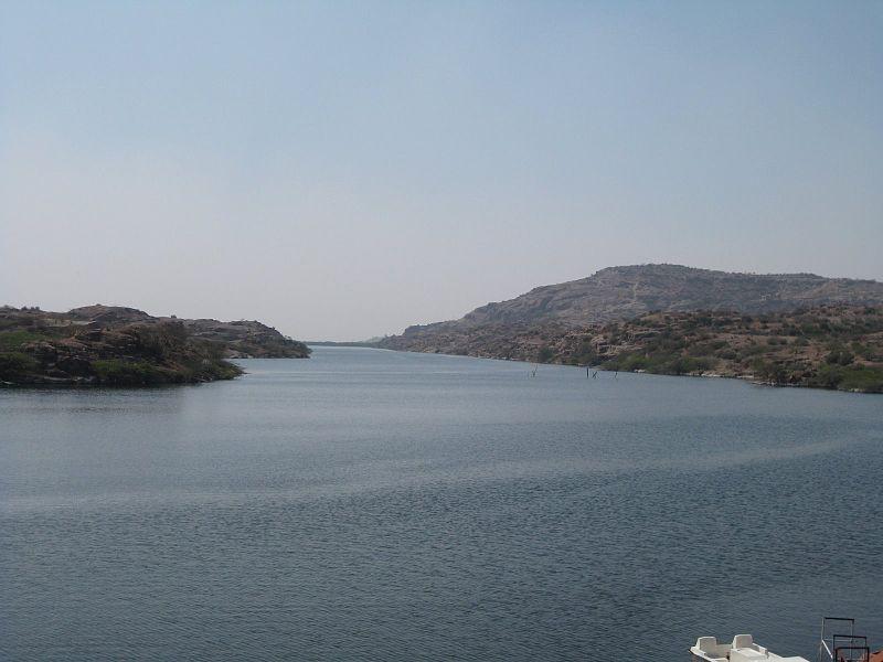 Kaylana Lake in Jodhpur