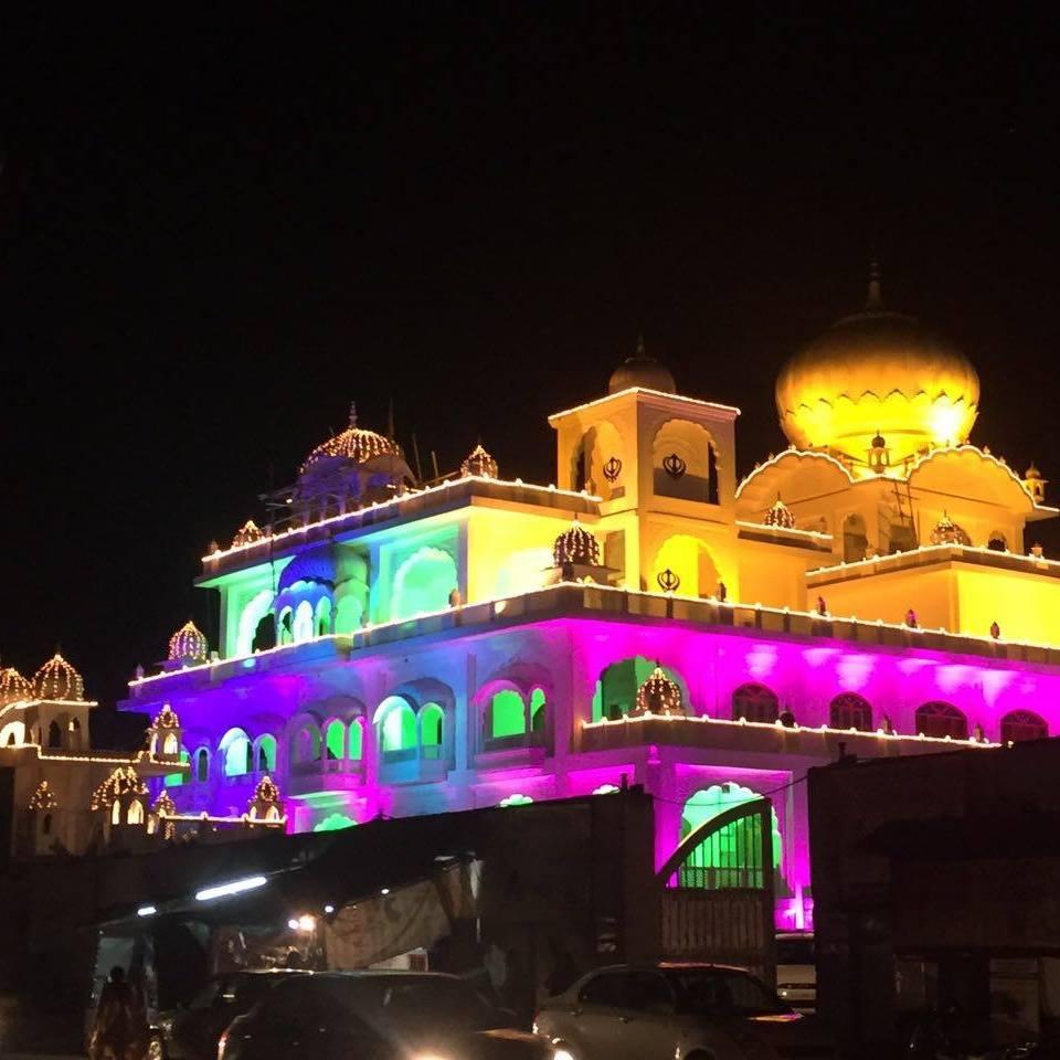 Raja Park Jaipur Gurudwara