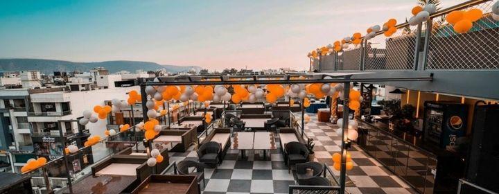 Raja Park Jaipur Restaurants