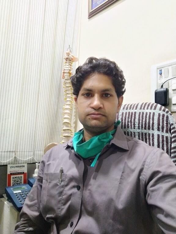 Dr. Rajeev Khinchi PT