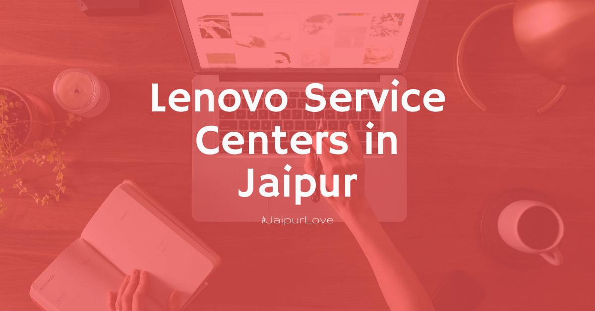 Lenovo Service Centers in Jaipur