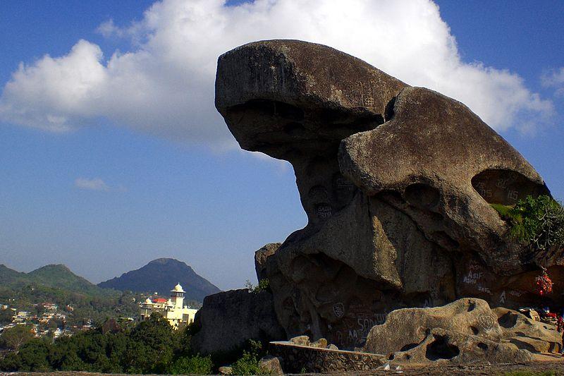 Toad Rock Mount Abu