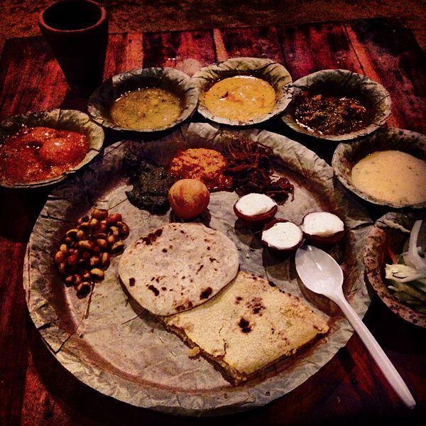 Food in Rajasthan